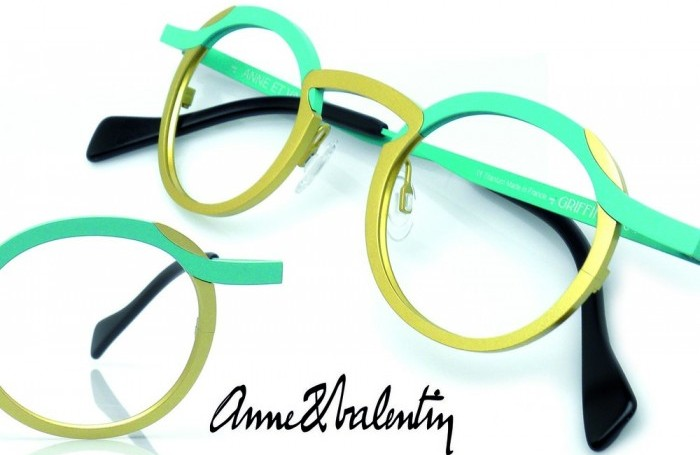Anne Et Valentin Eyewear available at Whitehouse Optometrists