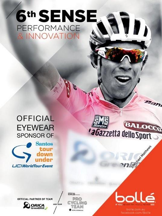 Bolle Prescription Cycling Sunglasses