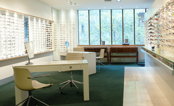 Whitehouse Optometrists Sydney City Store