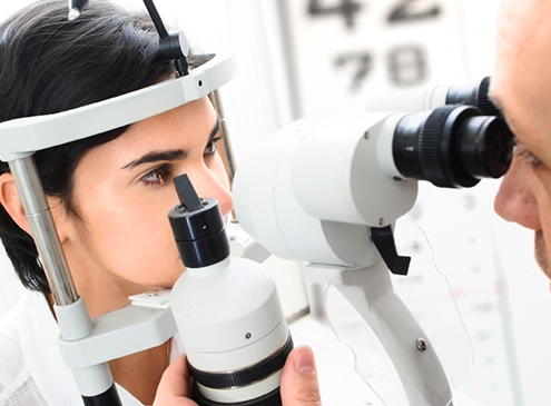 Eye tests in North Sydney