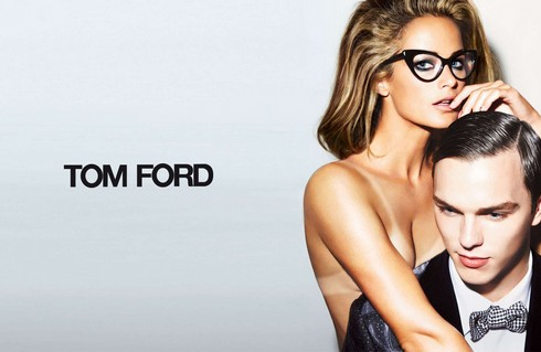 Tom Ford Luxury Brand here at Whitehouse Optometrists