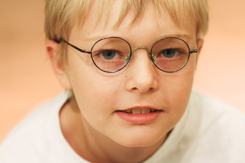 Optical store in Sydney offering children's eyeglasses