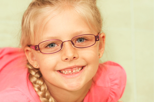 Optical store in Sydney with eye care services for kids