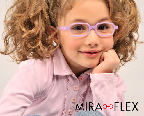 Miraflex at Whitehouse Optometrists in Sydney and in St. Leonards