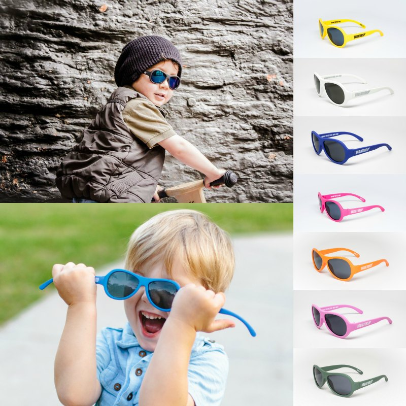 Babiators available at Whitehouse Optometrists