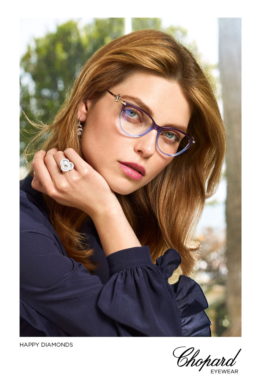 Chopard available at Whitehouse Optometrists in Sydney and in St. Leonards